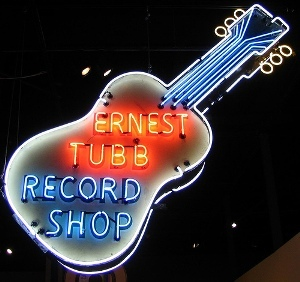 Ernest Tubb Record Shop Nashville